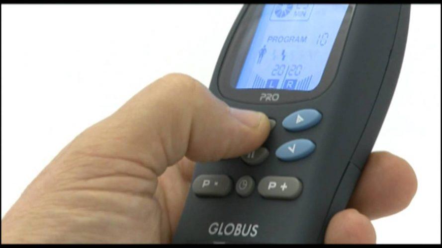 globus duo pro électrostimulateur-test-avis